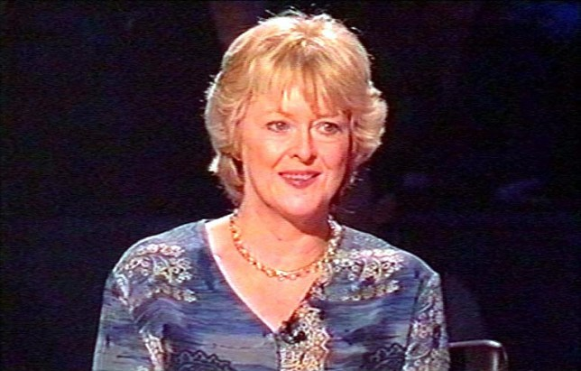 Judith Keppel the first ever Who Wants To Be A Millionaire millionaire