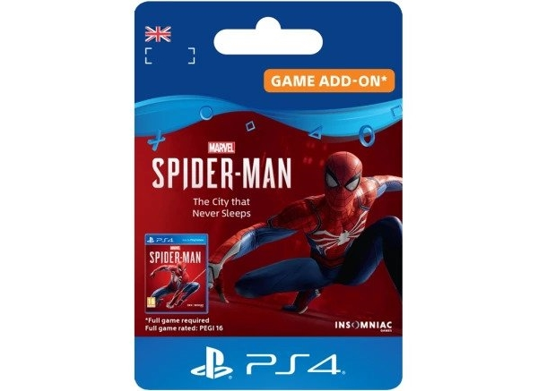 This is the only sort of download card Sony will allow from now on