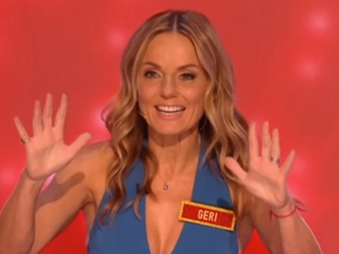 Geri Horner confesses to big mistake on All Together Now: 'I hold my hands up'