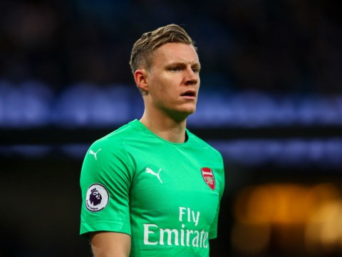 Bernd Leno reveals Arsenal's dressing room reaction to Shkodran Mustafi's Crystal Palace horror show