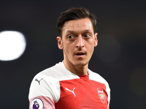 Ian Wright wants Unai Emery to start Mesut Ozil in north London derby