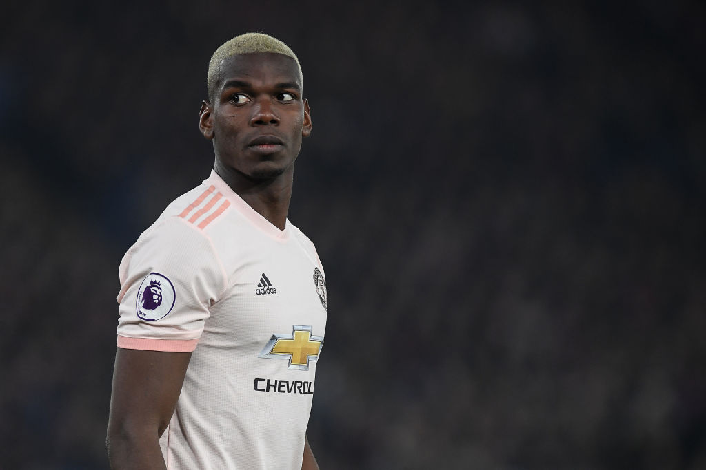 Paul Pogba to leave if Manchester United fail to qualify for the Champions League