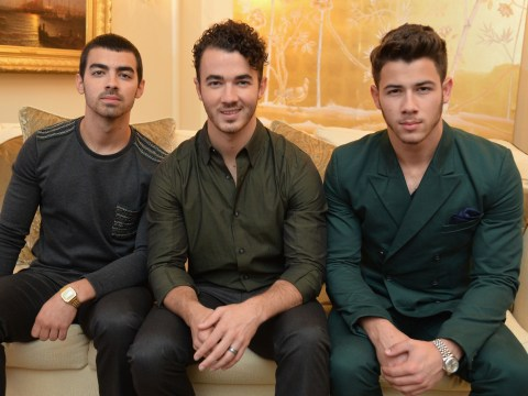 Jonas Brothers recruit Sophie Turner, Priyanka Chopra and Danielle for new video Sucker