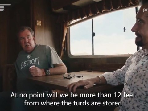 Jeremy Clarkson has horrific revelation when stuck in RV with James May and Richard Hammond on The Grand Tour