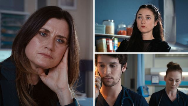 7 Holby City spoilers: Ange's secret exposed, and Frieda faces a challenging day