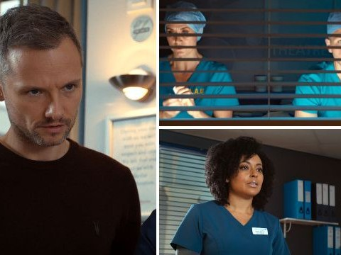 7 Holby City spoilers: How will Dominic handle the shocking truth?