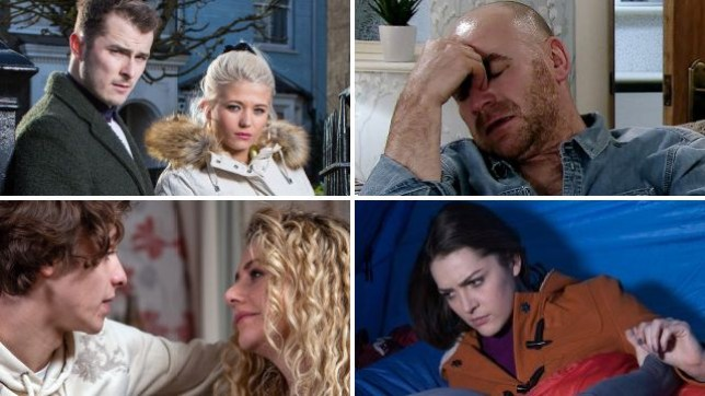 Soap spoilers for EastEnders Ben and Lola, Coronation Street Tim, Emmerdale Jacob and Maya and Hollyoaks Sienna