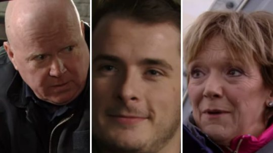 EastEnders spoilers for Phil, Ben and Jean in trailer