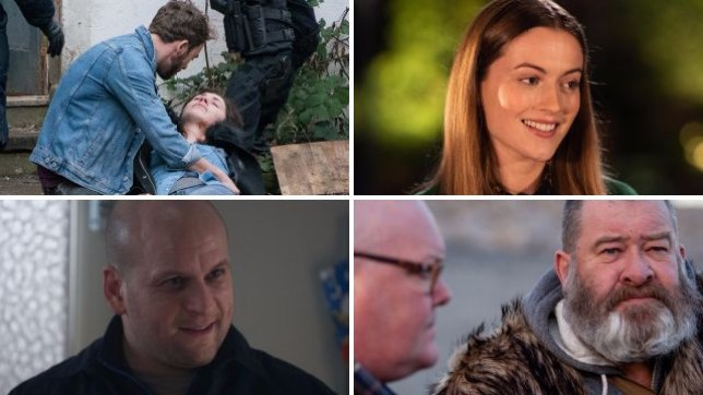 Soap spoilers for Shona in Coronation Street, Lily in Hollyoaks, Stuart in EastEnders and Paddy in Emmerdale