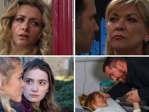 10 Emmerdale spoilers: Kim Tate's revenge, Maya caught and Charity's secret