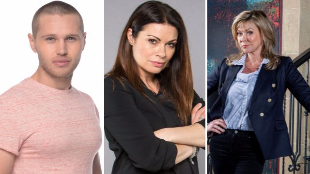 Soap spoilers for Keanu in EastEnders, Carla in Coronation Street and Kim in Emmerdale