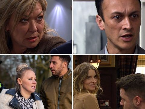 10 Emmerdale spoilers: Charity's dangerous con, surprise wedding news, and Kim corners Cain