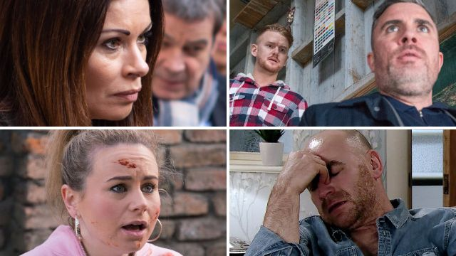 Coeonation Street spoilers for Carla, Rick, Gary, Gemma and Tim