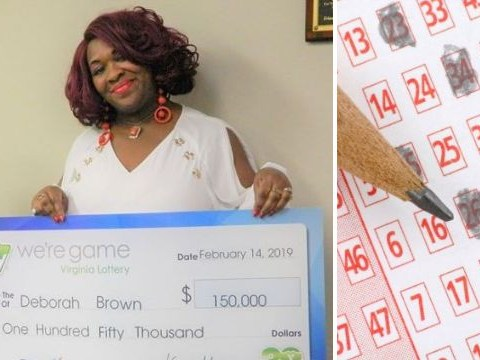 Woman buys 30 lottery tickets at once and wins $5,000 jackpot on every single one