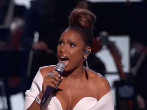 Jennifer Hudson's performance of Aretha Franklin's Ain't No Way will blow your socks off