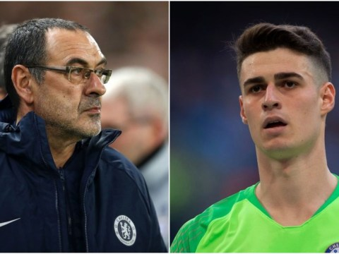 What Maurizio Sarri shouted at Chelsea goalkeeper Kepa in dressing room row after Carabao Cup final