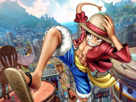 One Piece: World Seeker review – open world anime