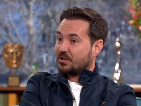 Line of Duty fans cannot get over Martin Compston's accent IRL: 'It's blown my mind'