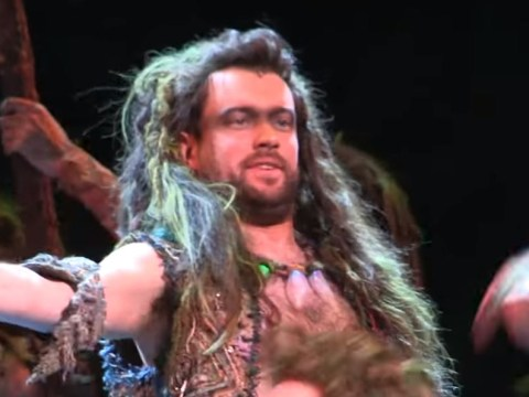 Jack Whitehall makes Broadway debut in Frozen (kind of) after being shunned from film