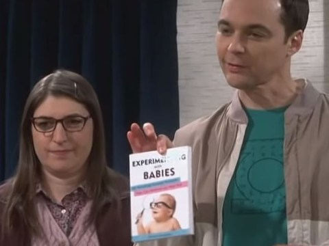 The Big Bang Theory's Amy and Sheldon are planning babies before the finale – a lot of them