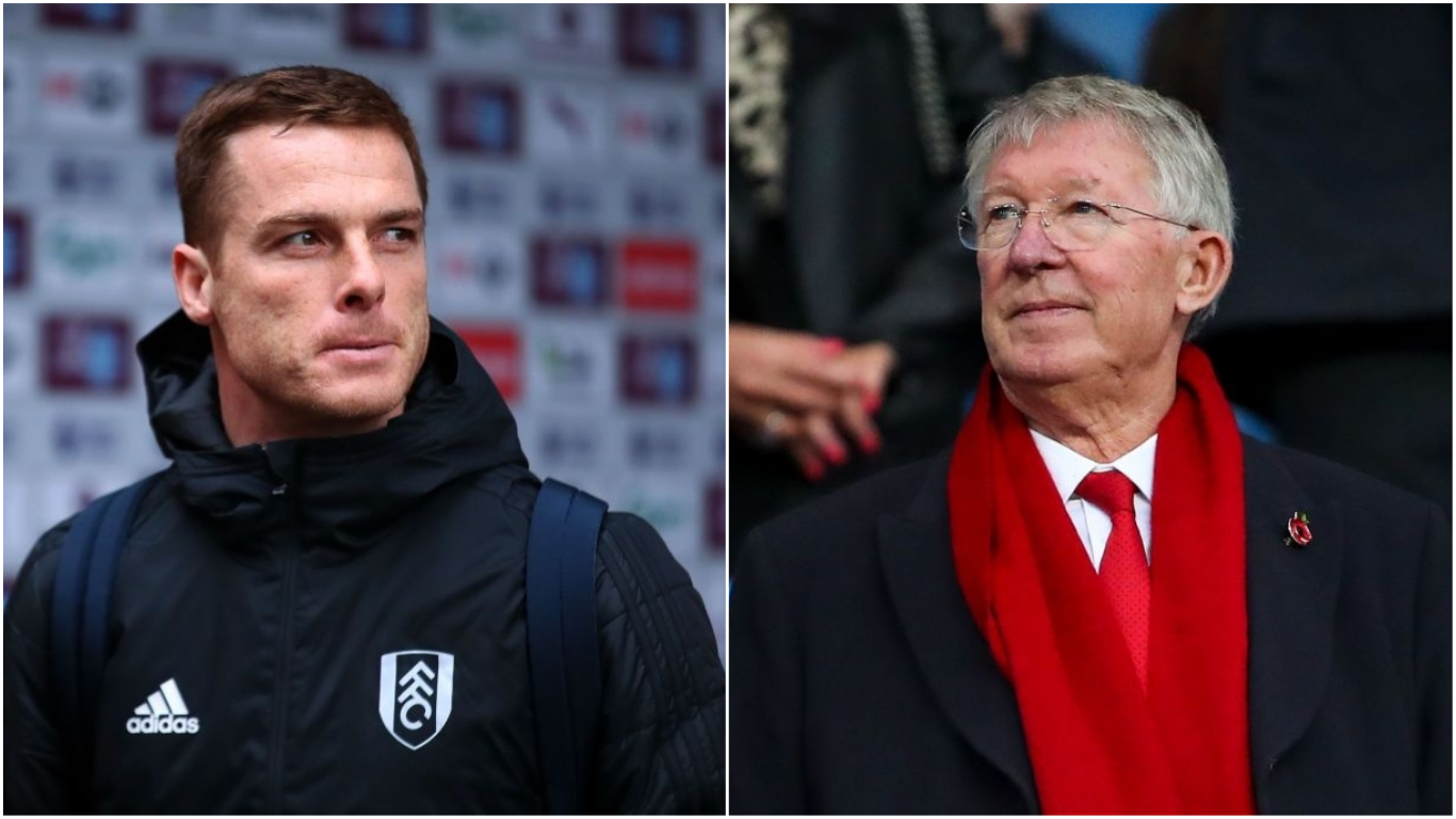 Sir Alex Ferguson sends 'inspirational' message to Scott Parker after Fulham appointment
