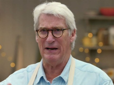 Jeremy Paxman talking about thongs was the highlight of Celebrity Bake Off