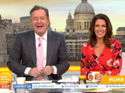 When are Piers Morgan and Susanna Reid back on Good Morning Britain?