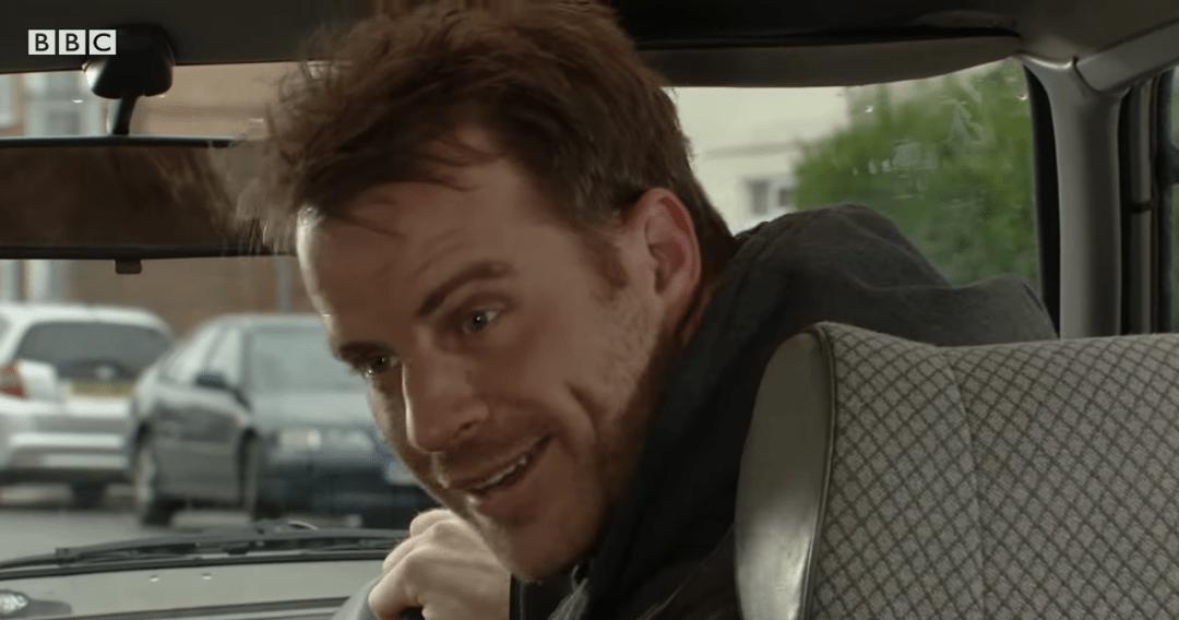 Sean Slater returns in EastEnders