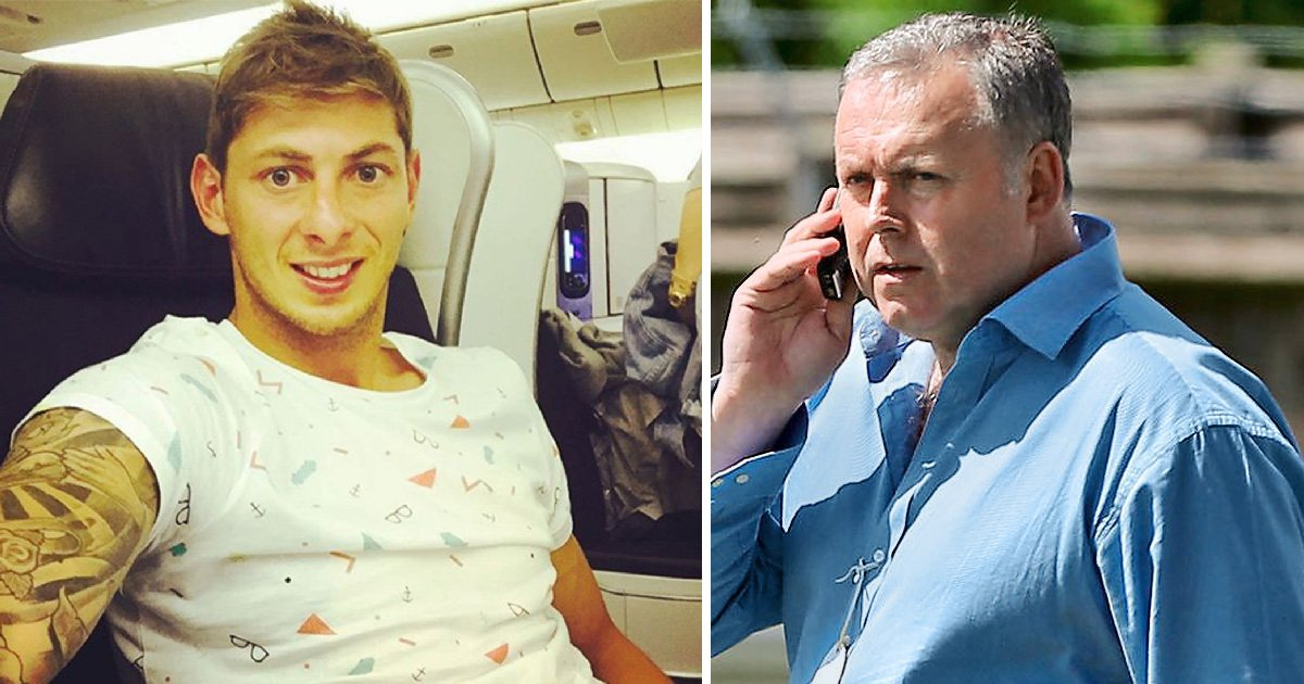 Cardiff 'did offer Emiliano Sala a commercial flight' amid claims the club 'abandoned him'
