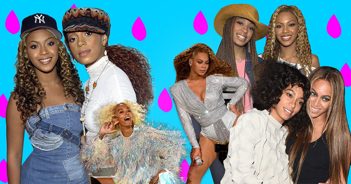 Stop with the Solange and Beyonce comparisons, pitting women against each other is not cool