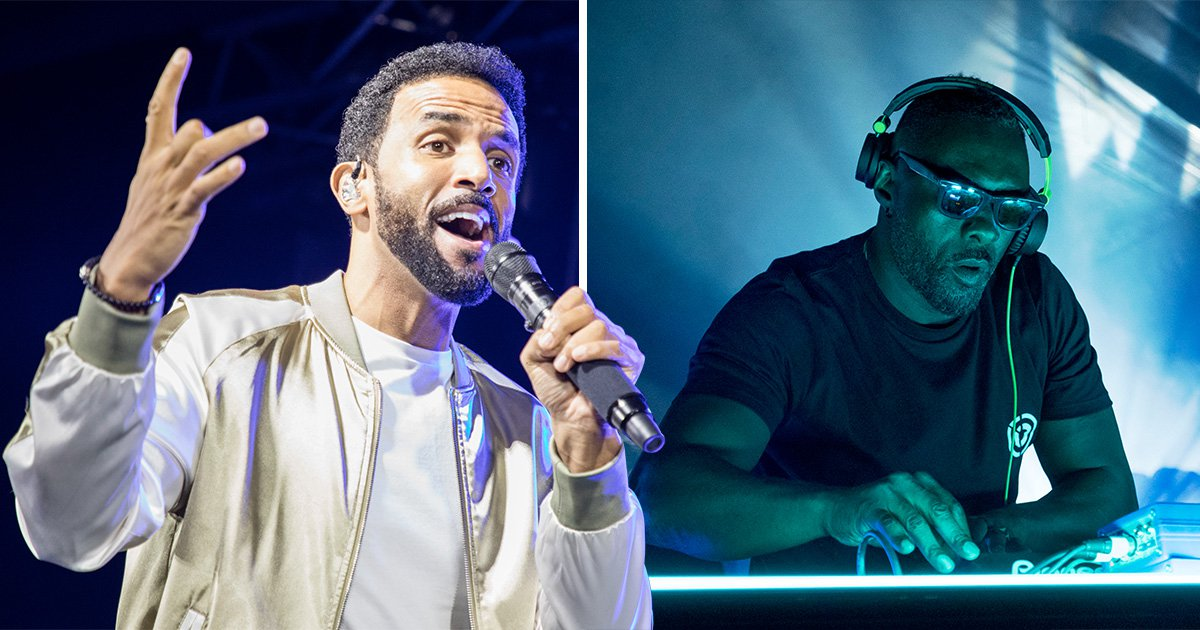 Idris Elba's Turn Up Charlie trailer has arrived and we're already living for that Craig David cameo