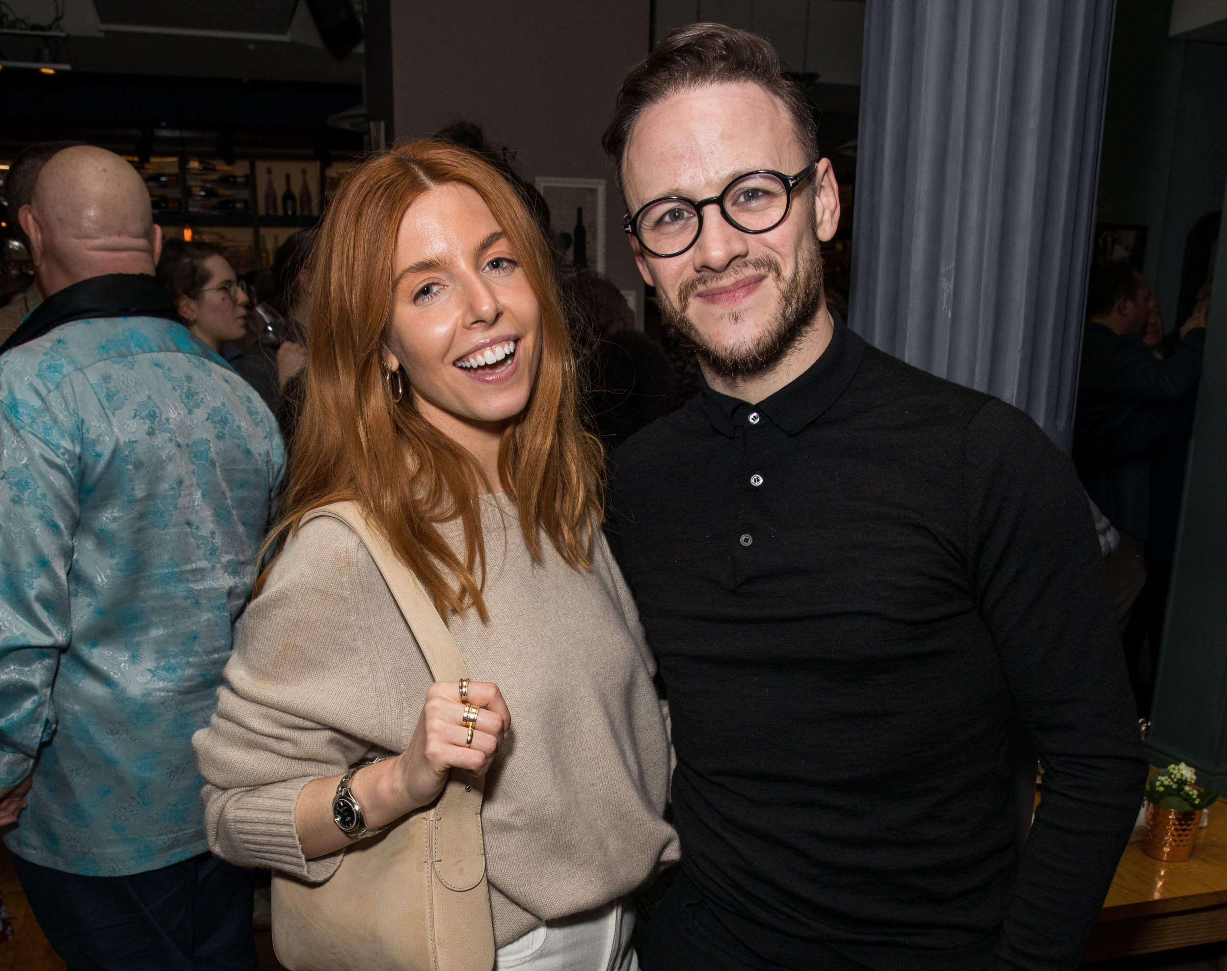 Stacey Dooley 'warned by friends' that Kevin Clifton romance could be bad for her image