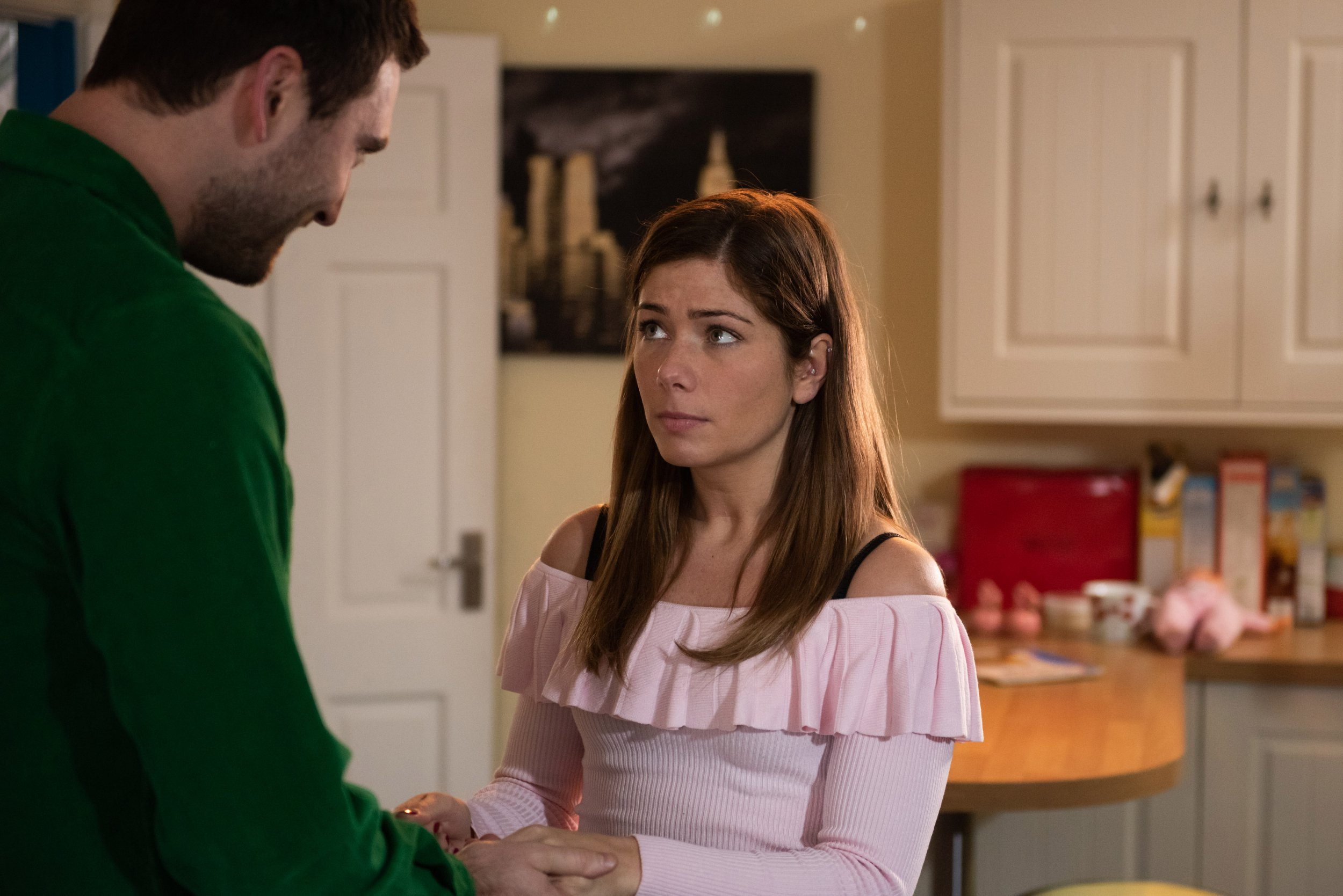Hollyoaks spoilers: Maxine Minniver pregnant as she lies about serious illness?