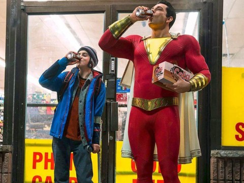 Is Superman in Shazam! and when is the release date?
