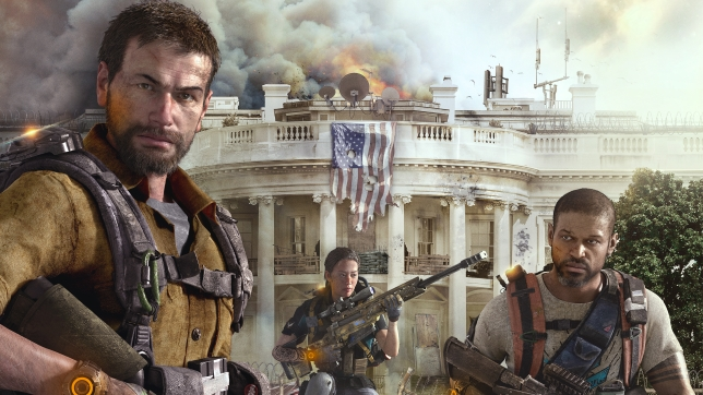 The Division 2 - it's a competition to a endgame