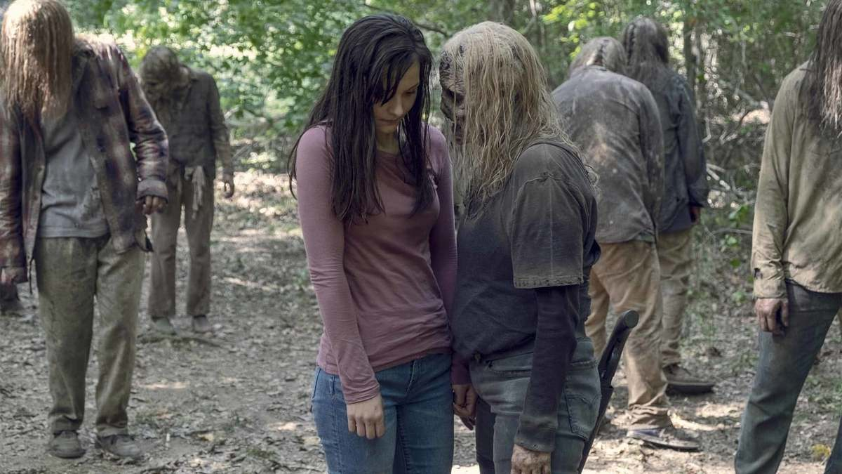 The Walking Dead season 9 episode 12 review: Alpha finally shows what she's made of