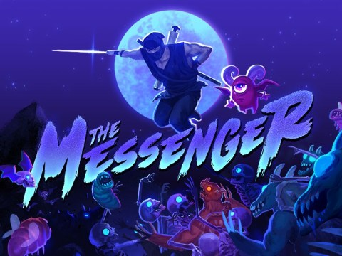 The Messenger PS4 review – ninjas in time