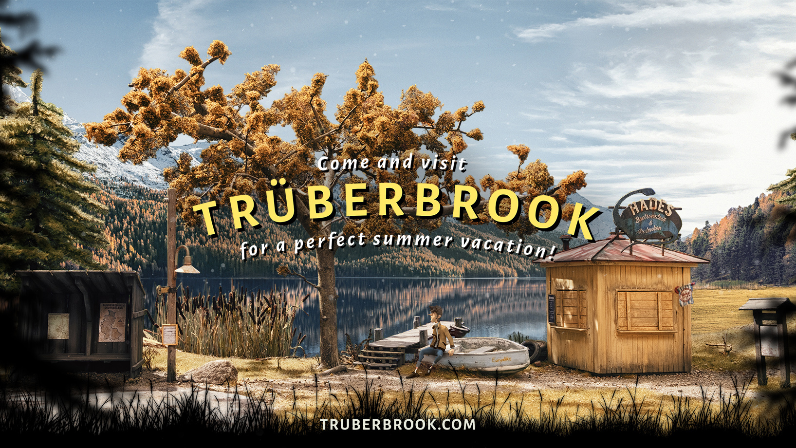 Trüberbrook review – handmade adventure