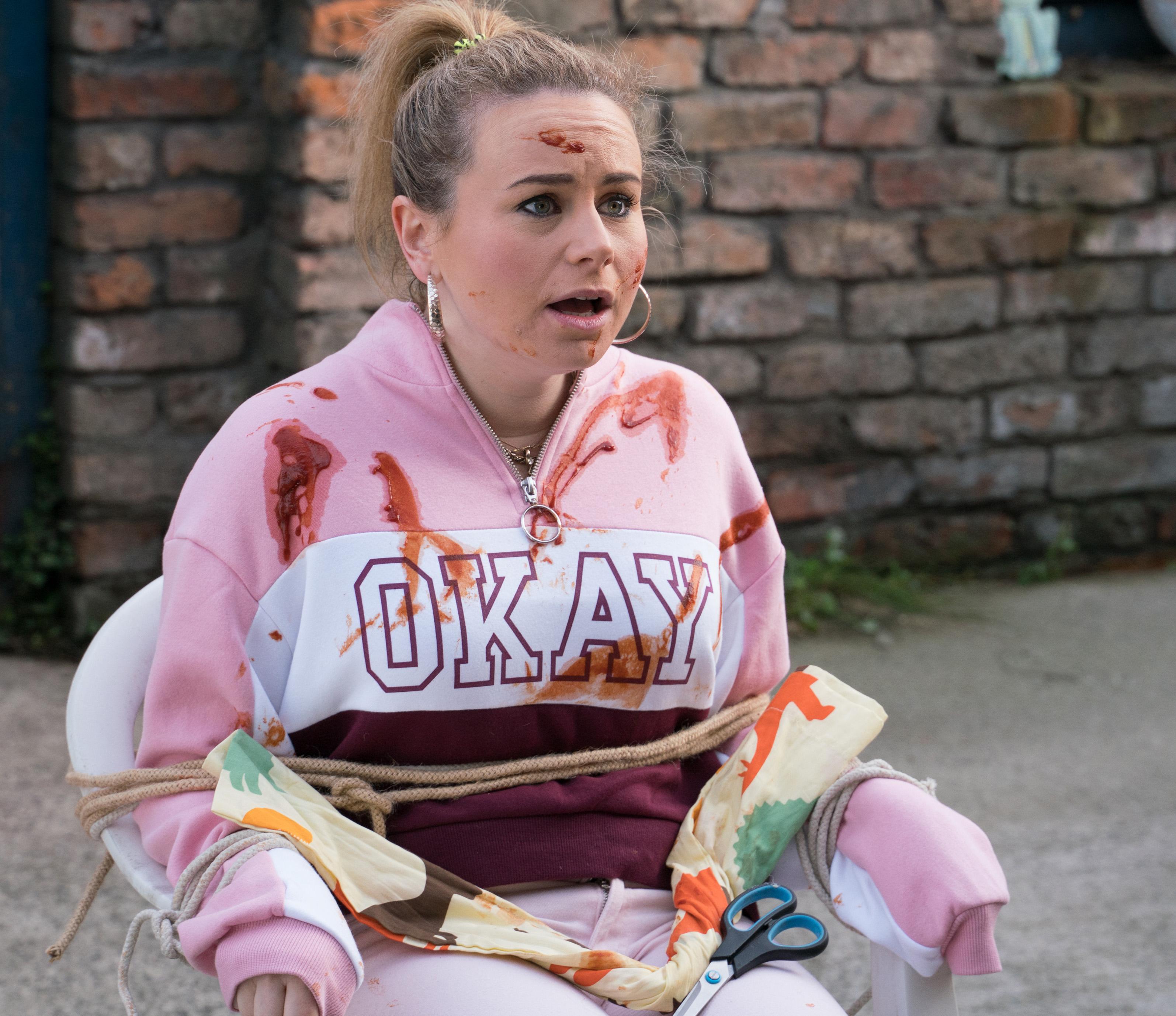 Coronation Street spoilers: Kidnap horror as Gemma Winter is taken hostage