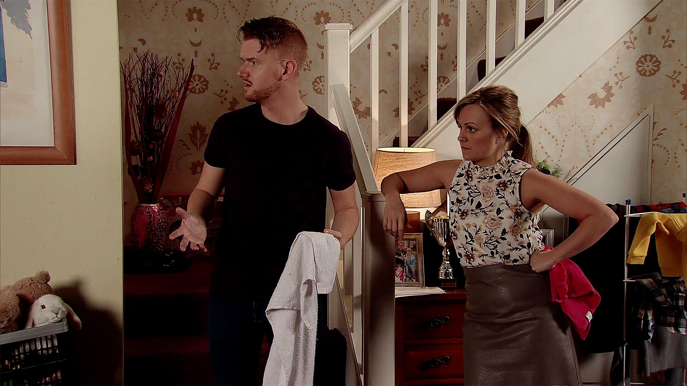 Coronation Street spoilers: Danger for Sarah Platt over Rick Neelan heist