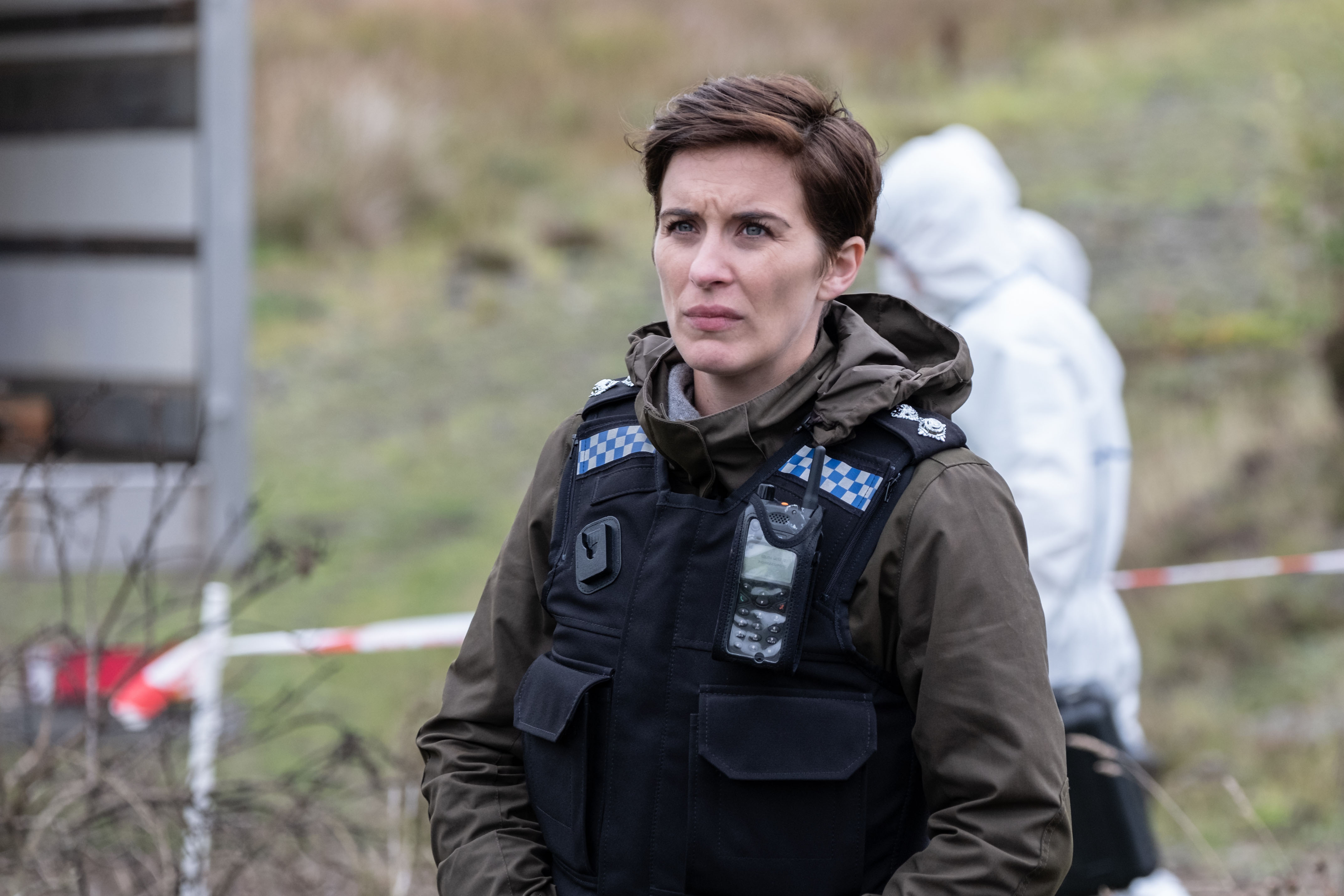 Line of Duty's Vicky McClure gives away pretty big spoiler – but fans are too busy mourning