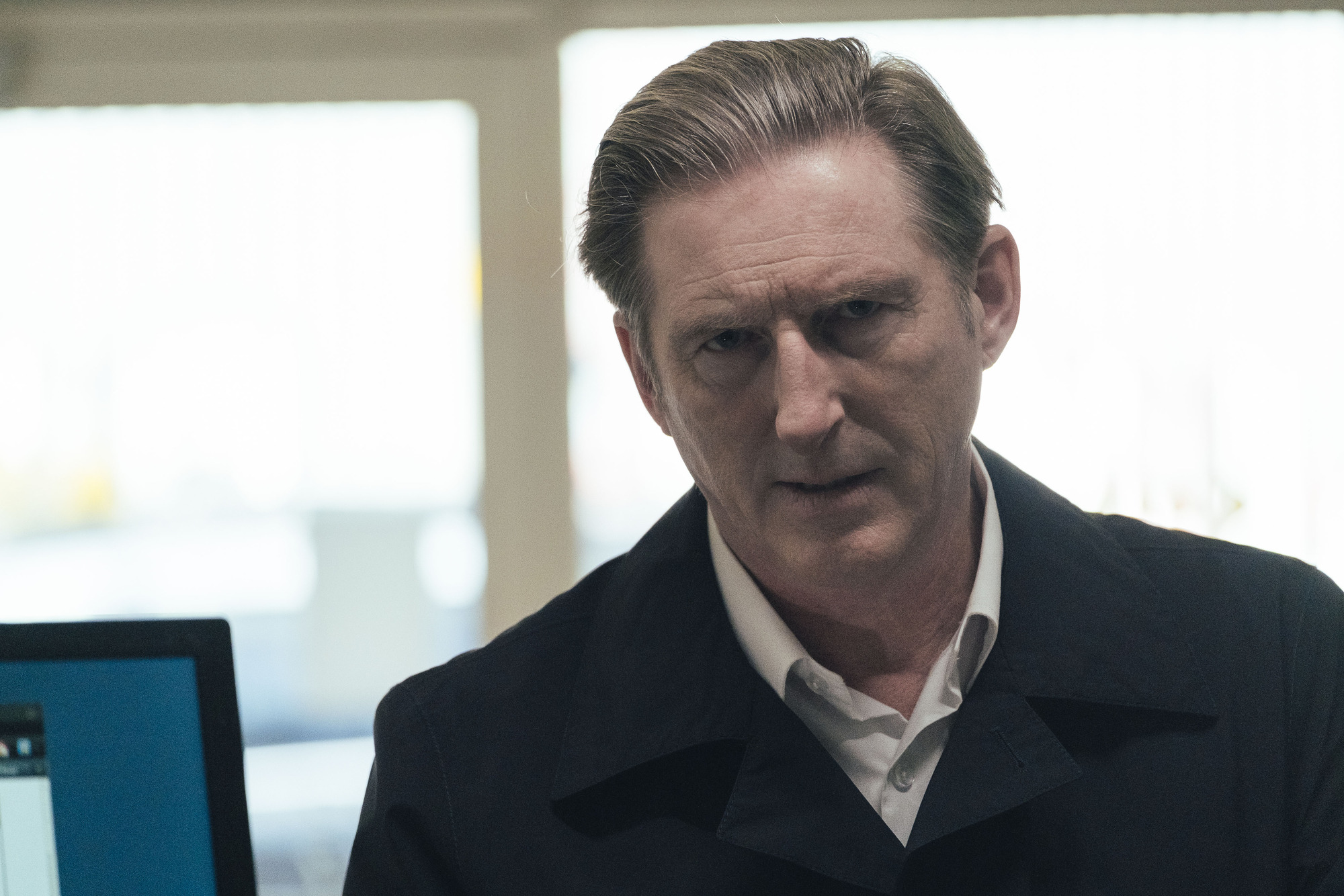 Did Line of Duty reveal crucial details about Ted Hastings links to John Corbett in series 1?