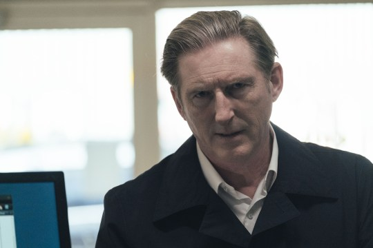 Line Of Duty's Adrian Dunbar doesn't understand all those acronyms