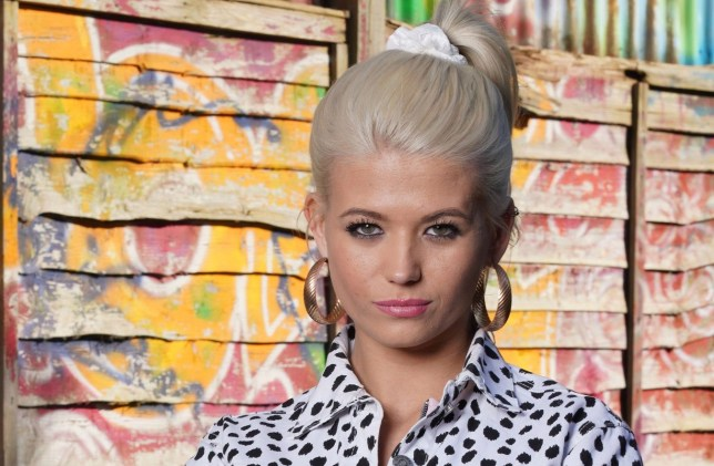 Lola Pearce returns to EastEnders