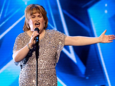 Susan Boyle confirms Britain's Got Talent return 10 years after first audition