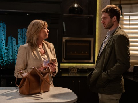 Emmerdale spoilers: Kim Tate vows to change her evil ways for son Jamie