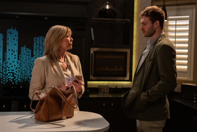 Kim Tate (Claire King) to turn good in Emmerdale?
