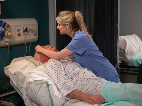 Emmerdale spoilers: Devastating brain damage storyline for Eric Pollard?