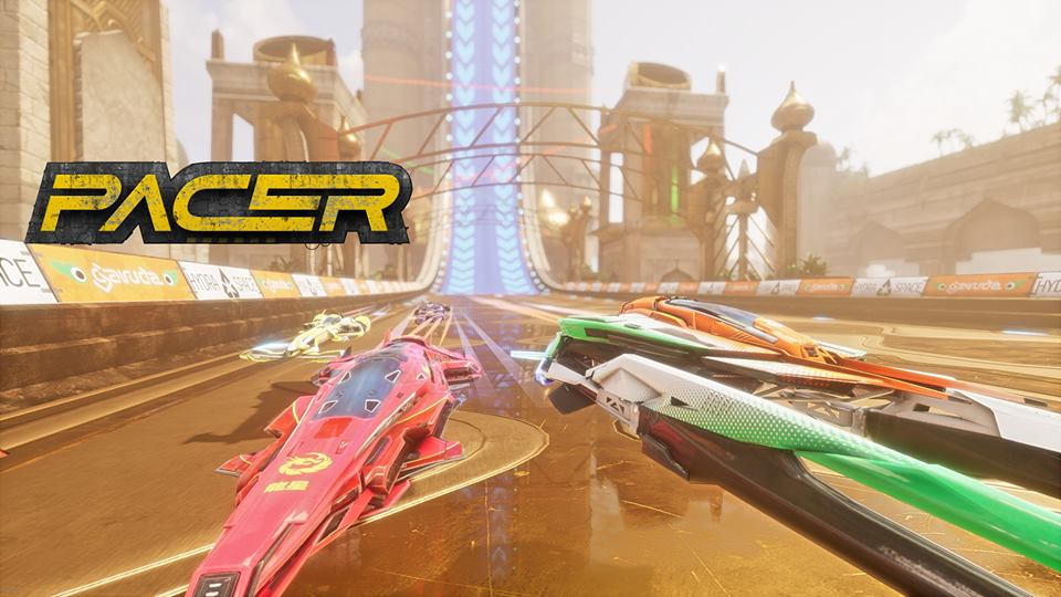 Pacer looks (and sounds) like the WipEout sequel that never was