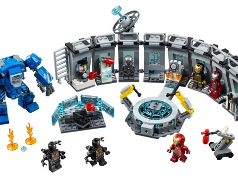Lego reveals Avengers: Endgame toy sets – neatly avoids any spoilers